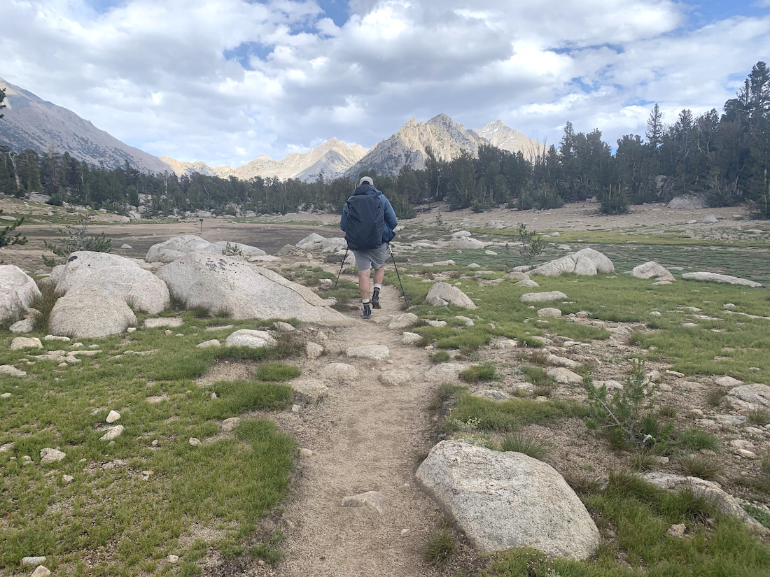 Trail Weight: Losing 100 Pounds to Hike the John Muir Trail
