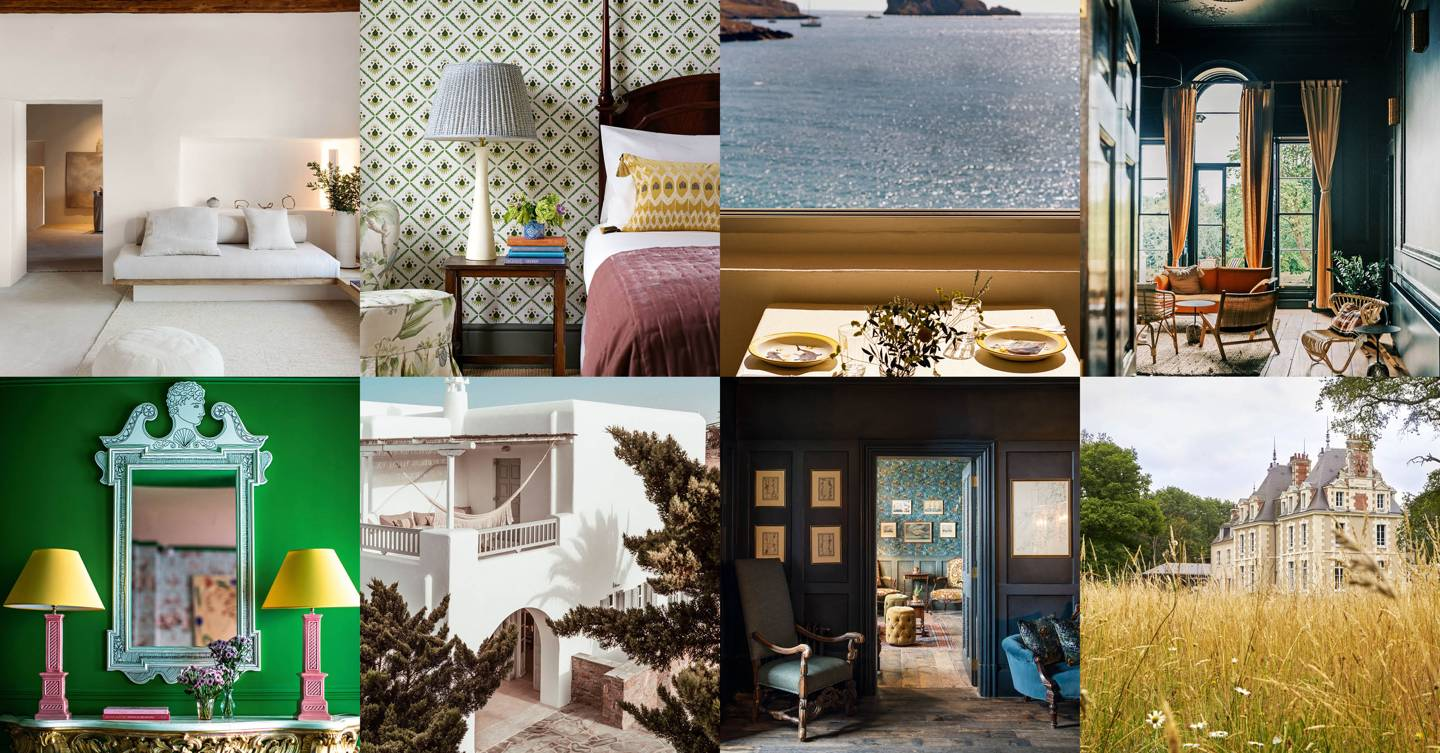 The best new hotels in Europe: The Hot List 2021