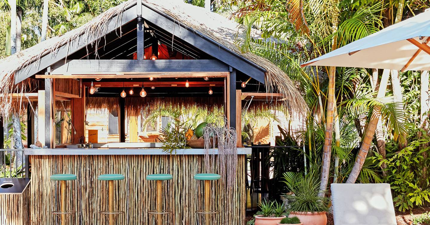 The Sunseeker, Byron Bay: a revitalised design motel with a retro feel