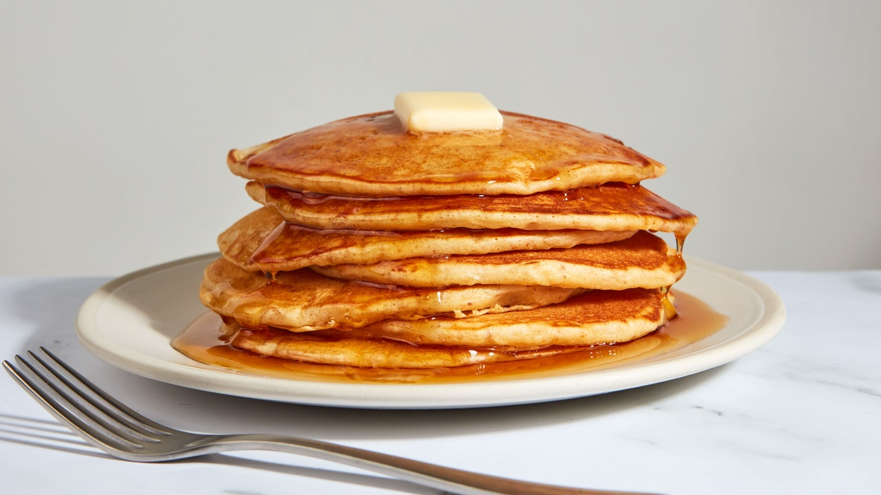 With This Homemade Pancake Mix, You'll Have Brown Butter Pancakes in an Instant