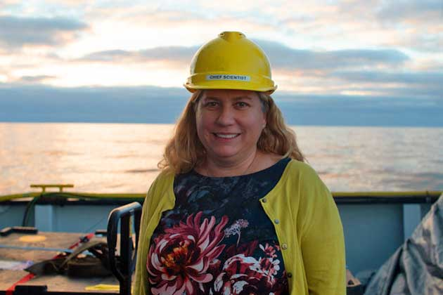 Woods Hole Oceanographic Institution appoints new Chief Scientist for National Deep Submergence Facility