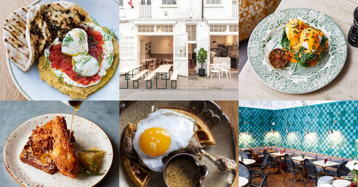 The best brunch in London for delivery 2021