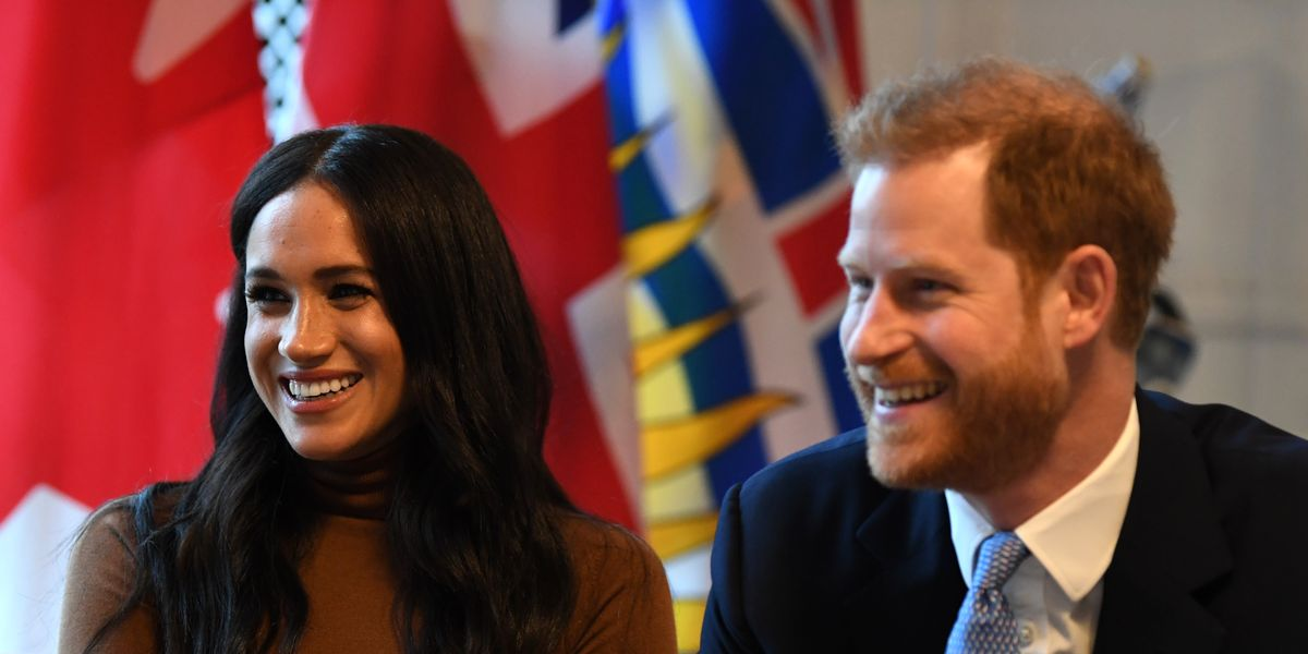 Meghan Markle And Prince Harry Finished Their First Center With World Central Kitchen