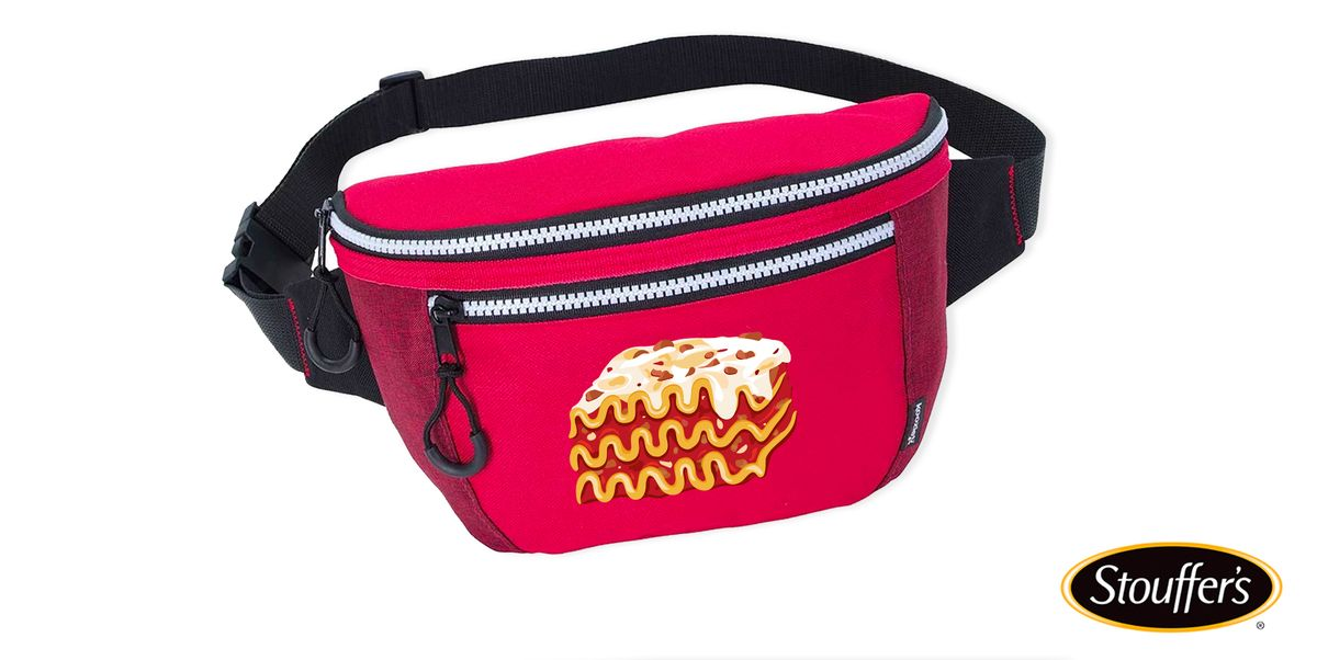 Stouffer's Has A New Insulated Fanny Pack For Lasagna