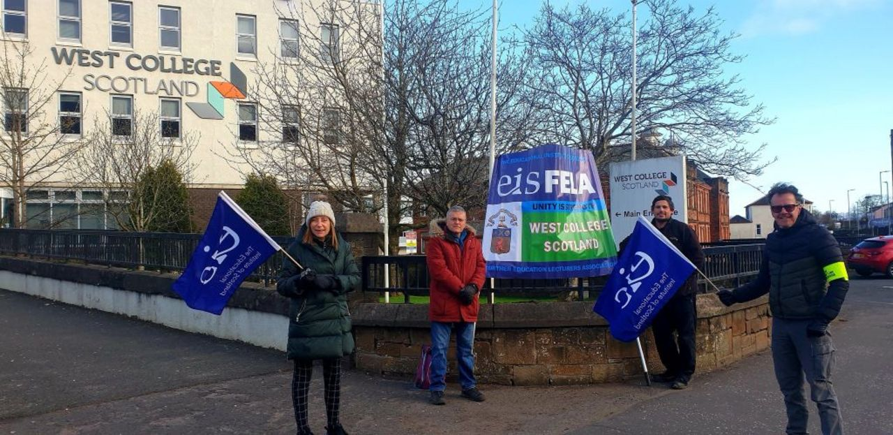 Strike movement in Scotland sparked by end of lockdown measures