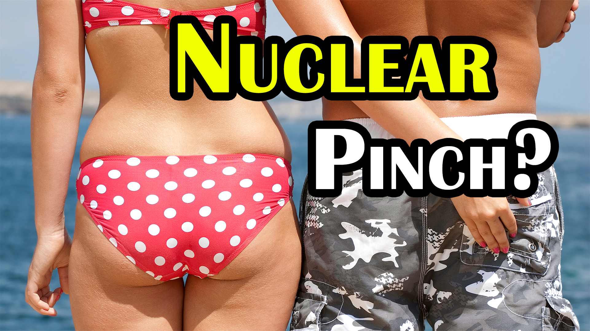 That Time Scientists Ran Experiments on Whether Pinching Someone in the Butt Could Cause a Nuclear Meltdown