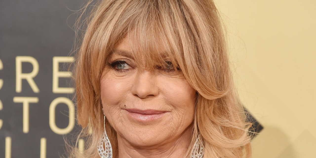 Goldie Hawn Says She Was 'Very Depressed' When She Became Famous
