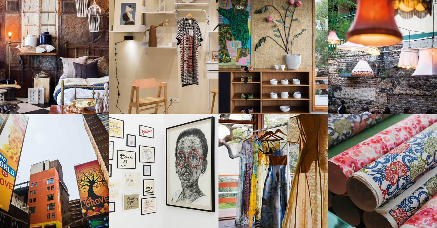 Where to shop in Johannesburg