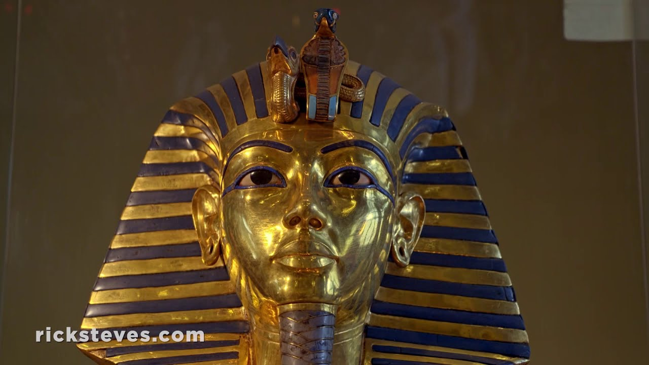 Cairo's Egyptian Museum, Filled with Art of the Pharoahs
