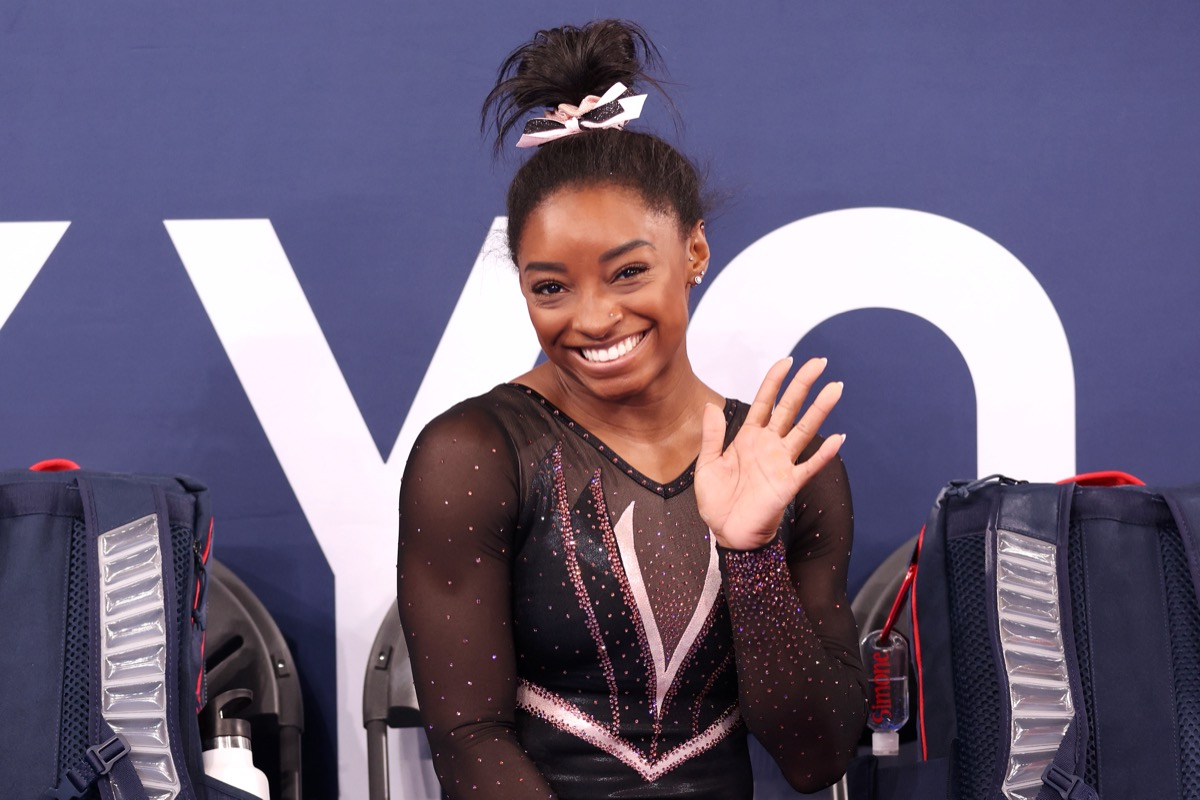 This Is the Exact Breakfast, Lunch, and Dinner Gold Medalist Simone Biles Eats to Stay Fit