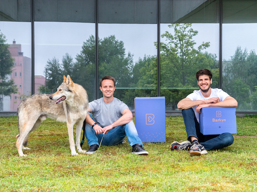 Barkyn, a wellness startups for pets in Southern Europe, hits an $9.6M Series A round