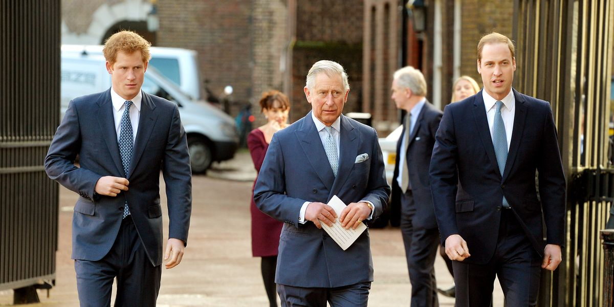 """Royals Will Wear Suits To Prince Philip's Funeral To Prevent \""""Embarrassment\"""""""
