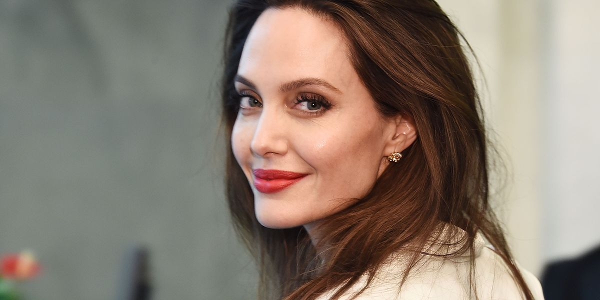 Angelina Jolie Just Sold A Painting Brad Pitt Gave Her For $11.5 Million