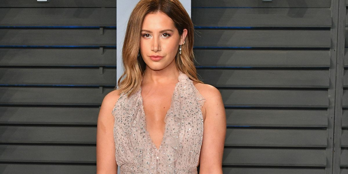 Ashley Tisdale Just Welcomed A Baby Girl And Gave Her The Most Celestial Name Ever