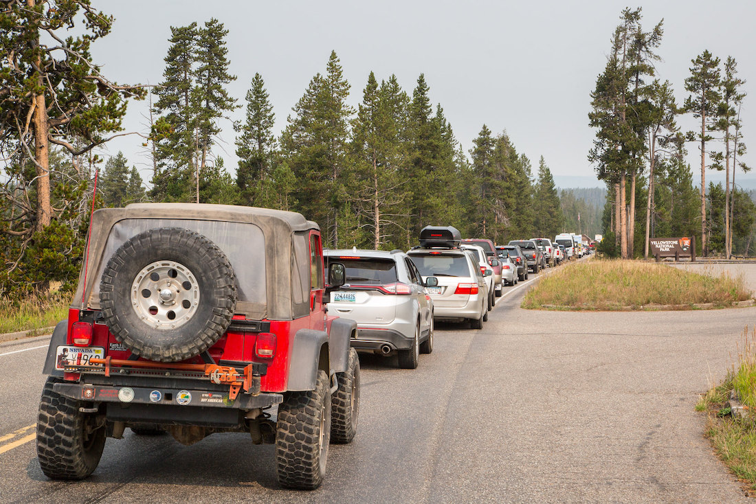 Overcrowded US National Parks Need a Reservation System