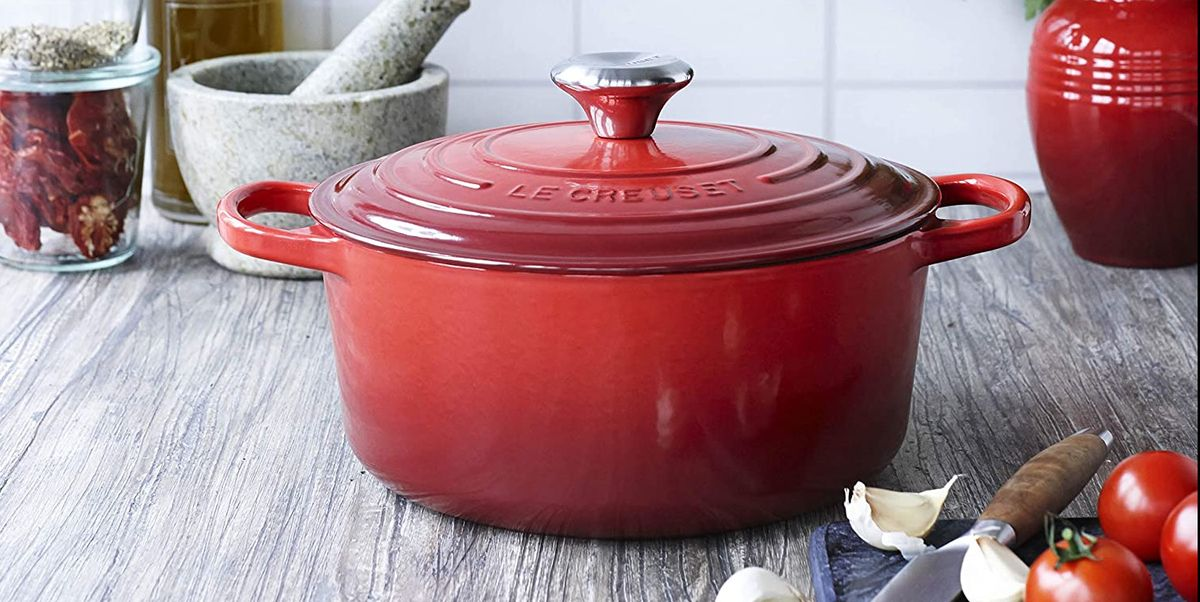 PSA: Prime Day Is Having A Major Sale On Le Creuset Cookware