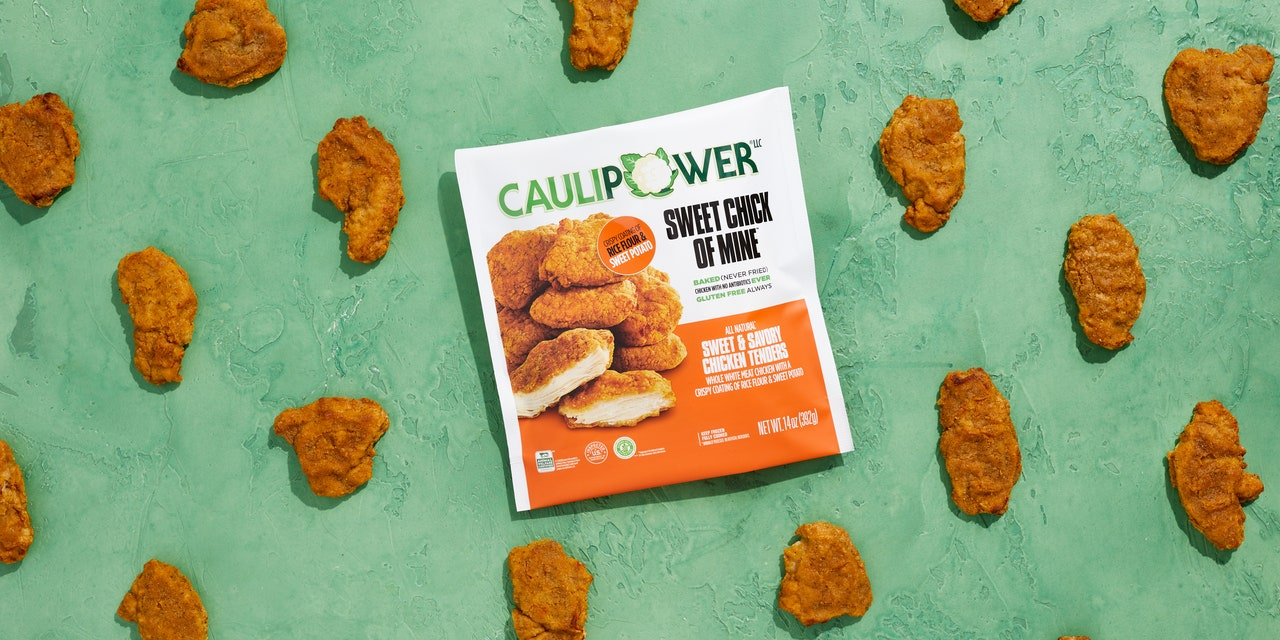 These New Chicken Tenders Will Cleverly Help You Sneak In Some Extra Veggies