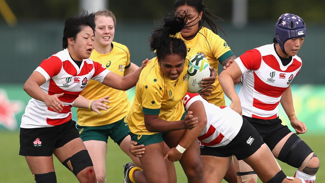 Women's Rugby World Cup: Tournament set to be delayed until 2022 due to COVID-19