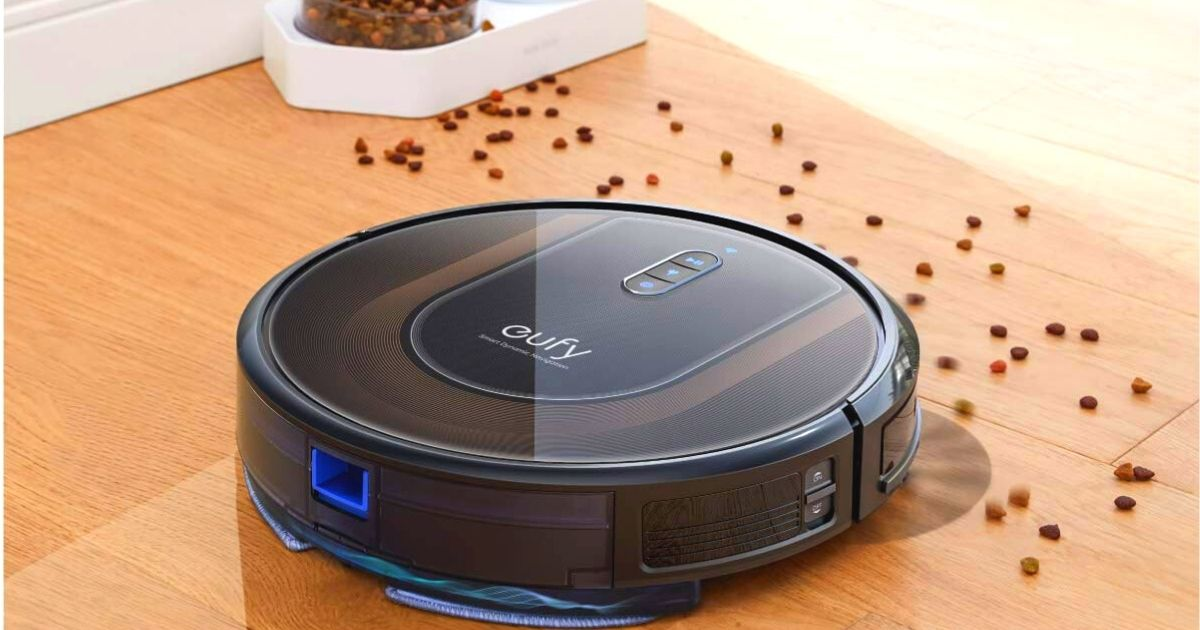 Eufy Robotic Vacuum Cleaner Only $169 Shipped on Walmart.com (Regularly $350)
