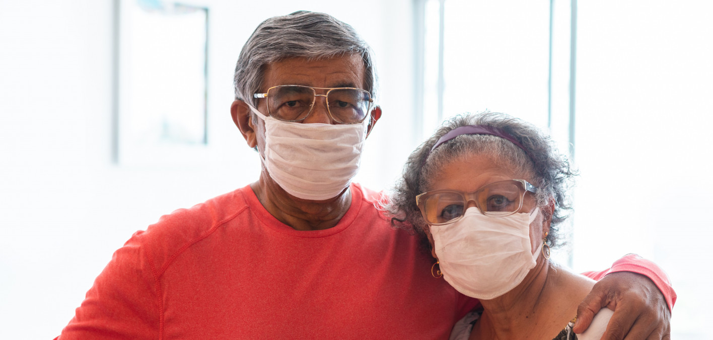 Humidity From Masks May Lessen Severity of COVID-19