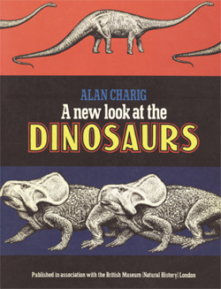 Dinosaurs and Other Extinct Saurians: A Historical Perspective, the book