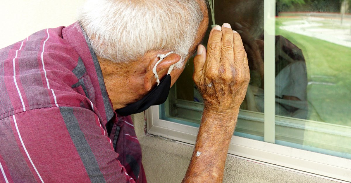 Nursing Homes Hit With COVID-19 Need Help From Trump Admin