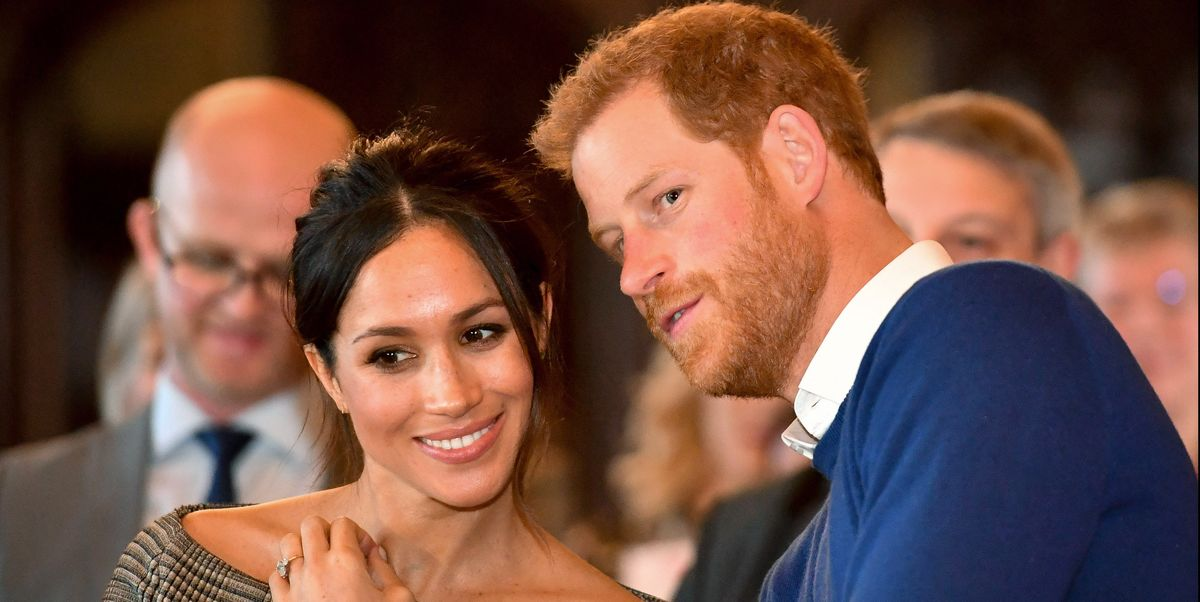 """Prince Harry Is \""""Really Missing\"""" Meghan Markle And Will Only Stay In England One Week"""