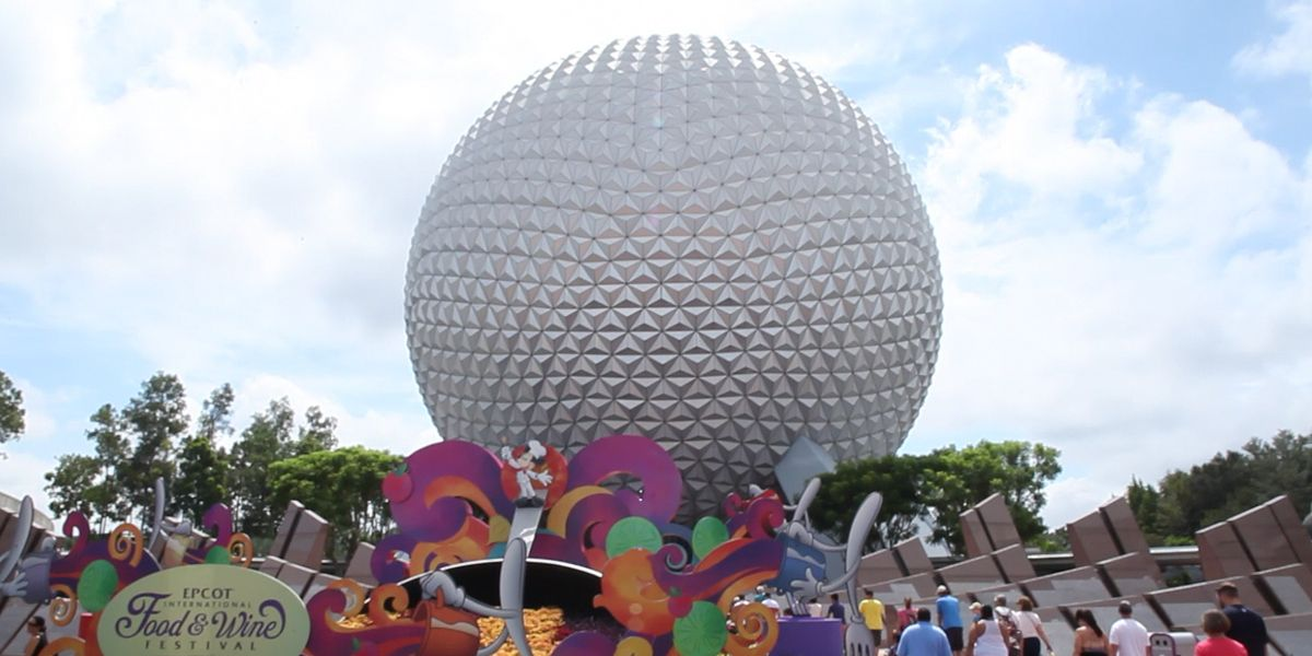 Disney's Epcot Food & Wine Festival 2021 Will Start July 15