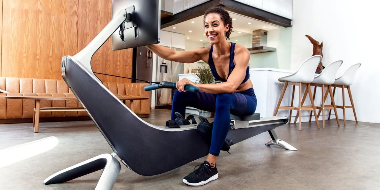 The Popular Hydrow Rowing Machine Is on Sale for Labor Day