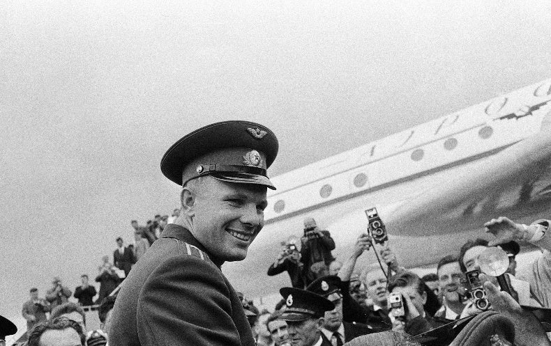 First in Space: New Yuri Gagarin Biography Shares Hidden Side of Cosmonaut