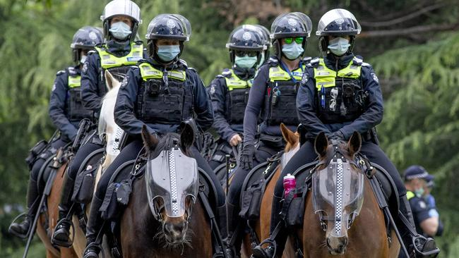 Anti-lockdown protesters plan Melbourne Cup Day rally