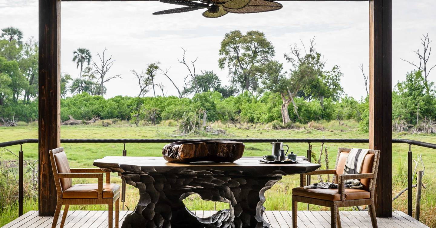 The sustainable safari to know about: Xigera Safari Lodge, Botswana