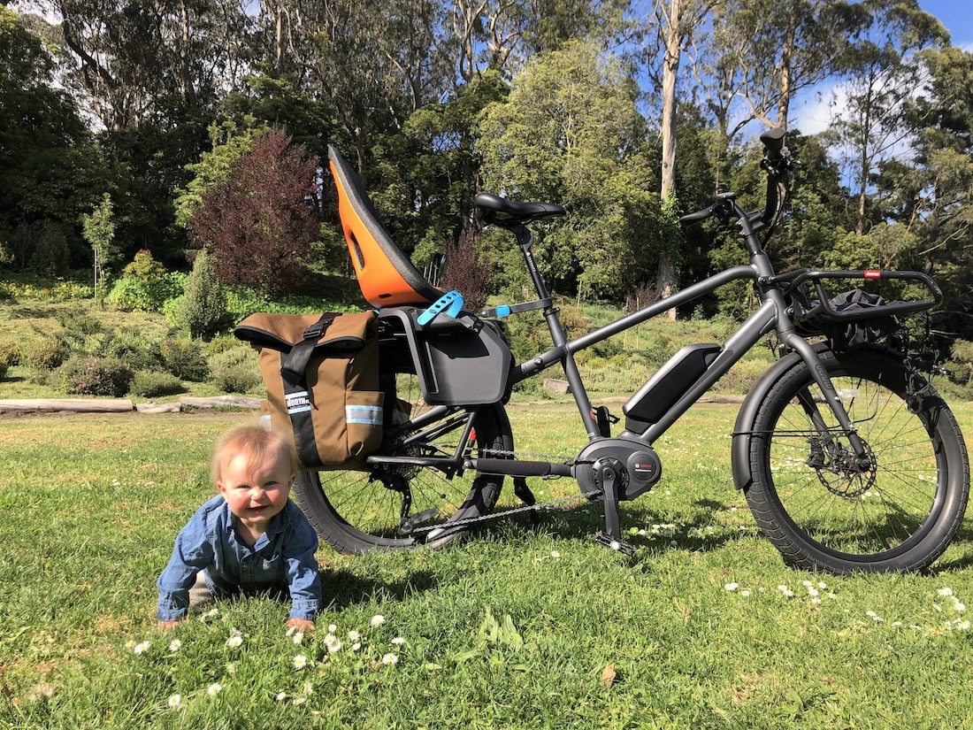 Finally: Fed Tax Credit for E-Bikes Proposed