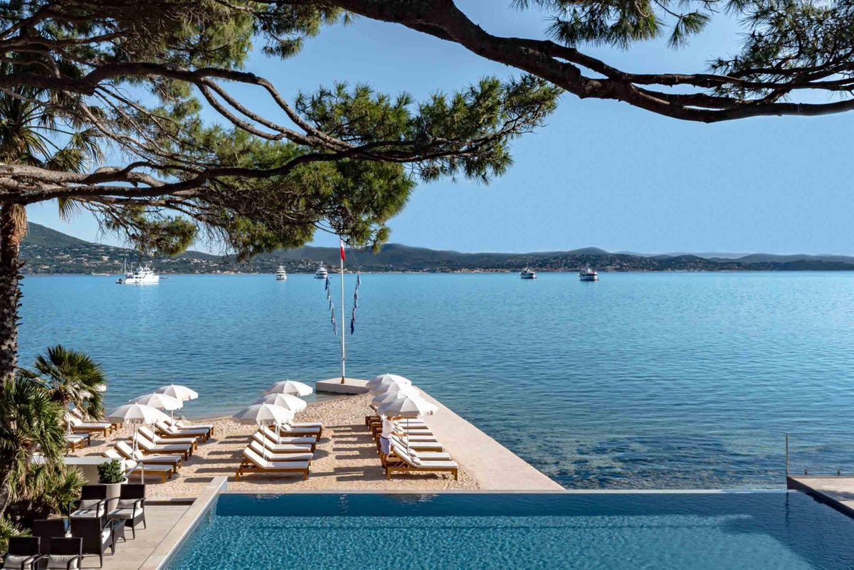 Guerlain Spa Cheval Blanc St Tropez Invites You To A Haute Couture Wellness Journey