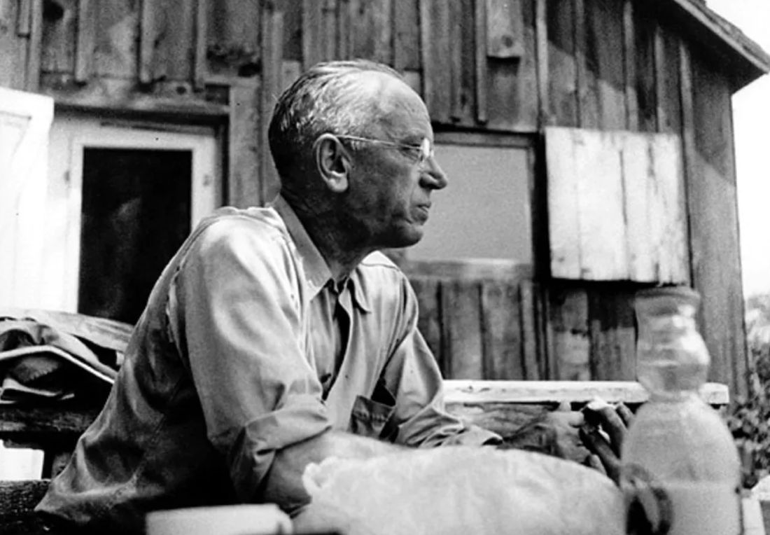 Why We Need Aldo Leopold's 'Land Ethic' Now More Than Ever