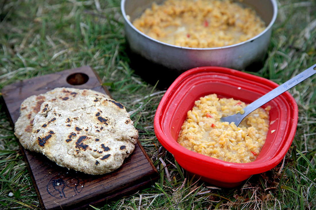Delicious, Filling, and Easy: Spicy Red Lentil Dal
