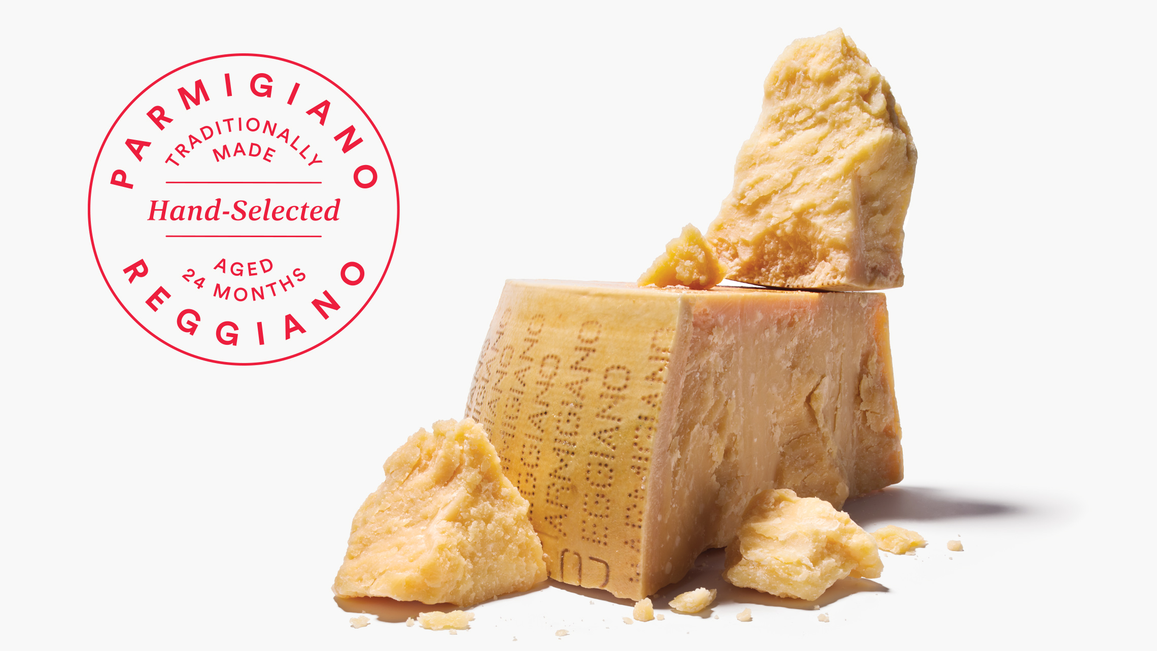 Learn About How We Source Parmigiano Reggiano