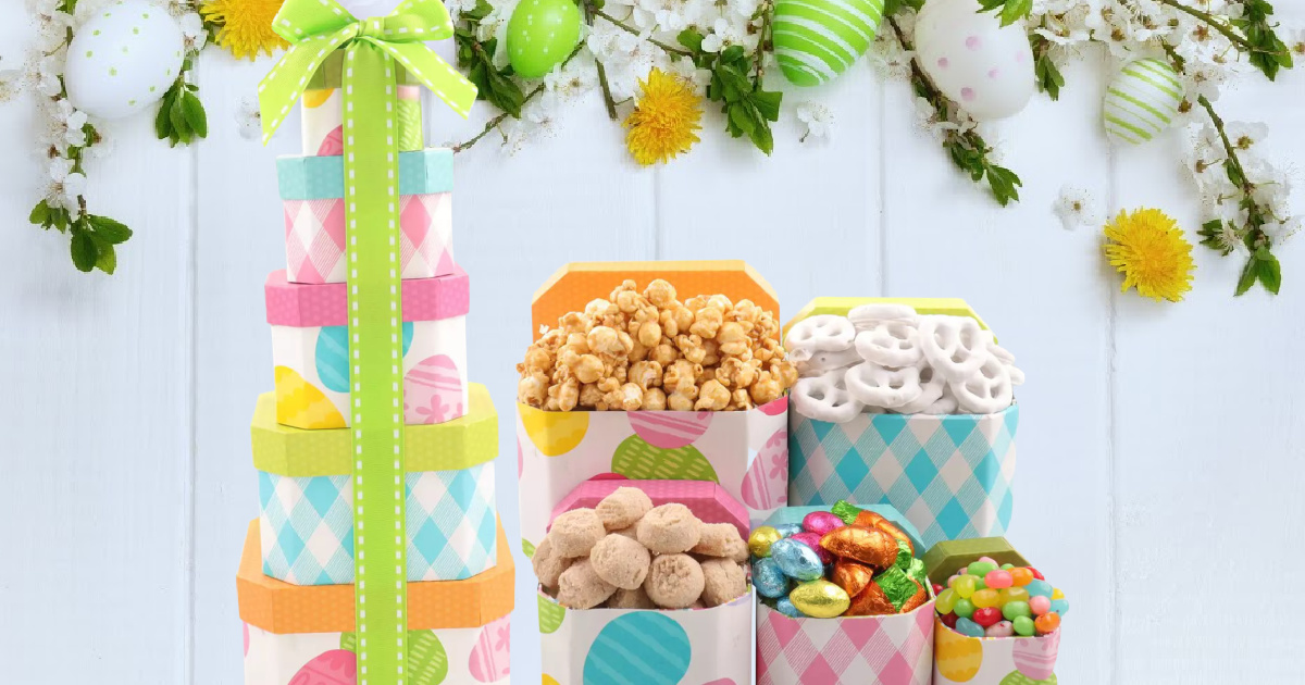 Easter Gift Baskets from $19.98 on SamsClub.com