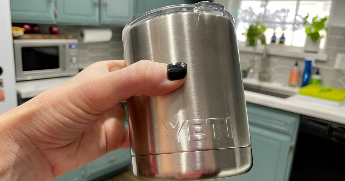 Rare YETI Ramblers Savings + FREE Personalization & Shipping (Over $10 Value!)