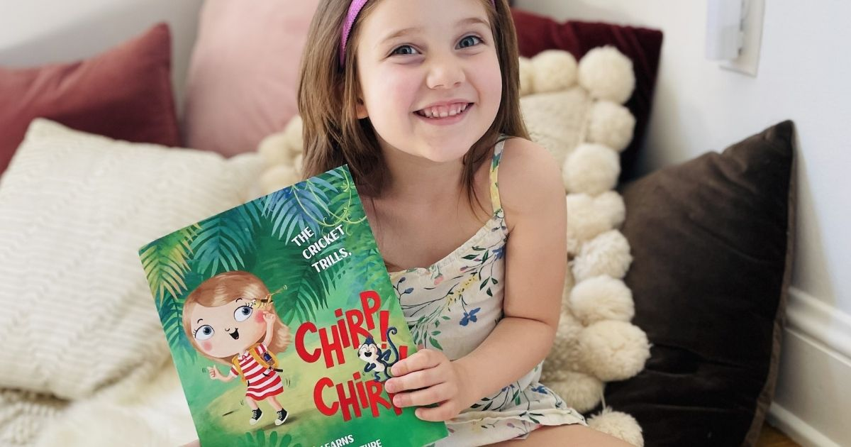 This Custom Book Features Your Child as the Main Character, Only $3.99!