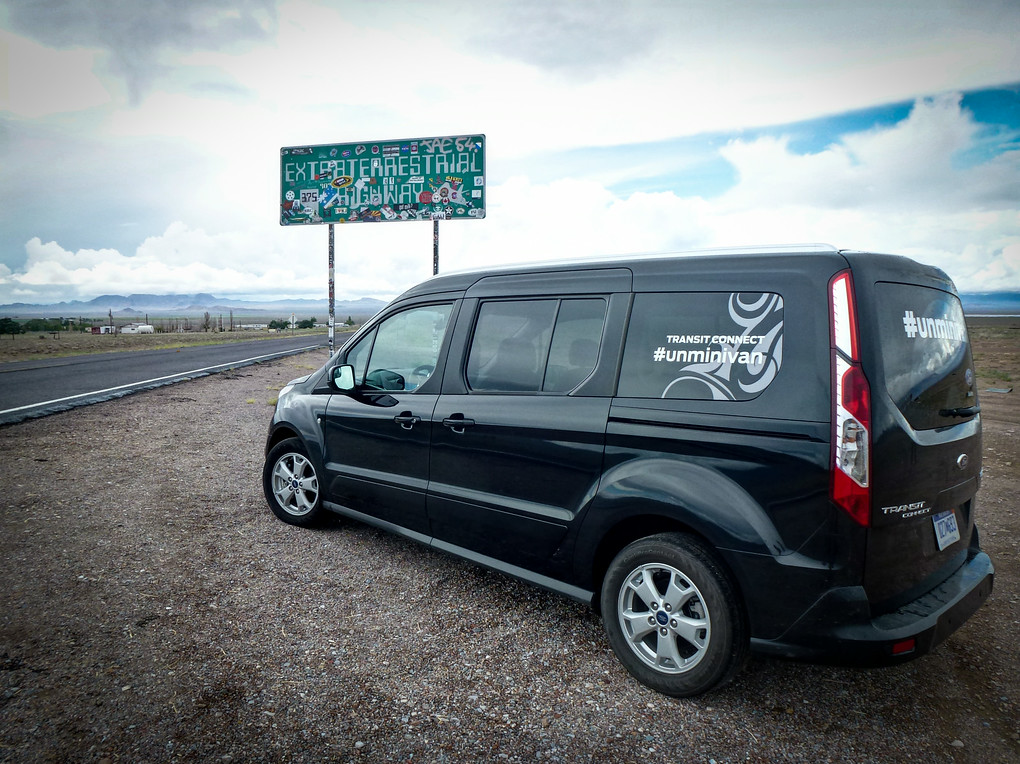 Ford Asked Me To Find America's Most Offbeat Road Trip Destinations In Their New 2015 Unminivan, Here's Where I Went