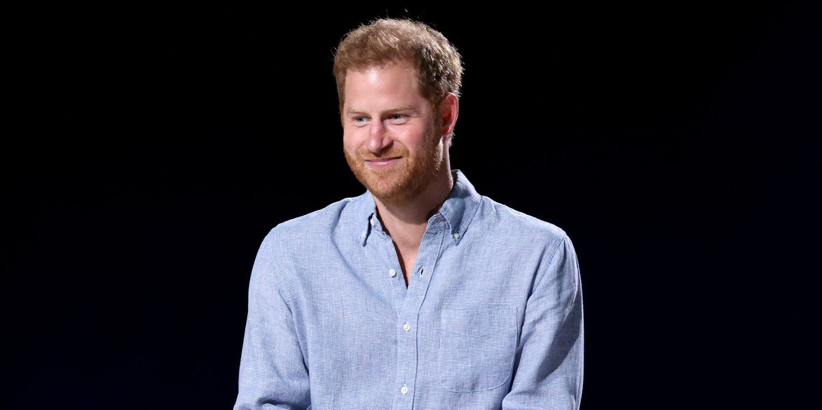 Prince Harry Reveals That One Of Archie's First Words Was 'Grandma' For Princess Diana