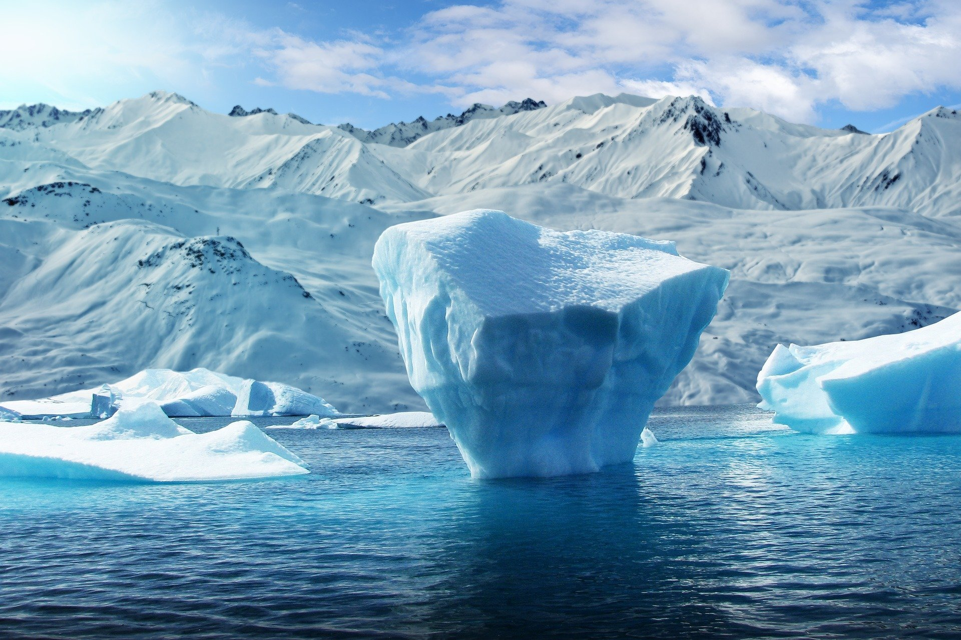 Icebergs as tall as Eiffel Tower once flowed past Outer Banks to Florida, study finds