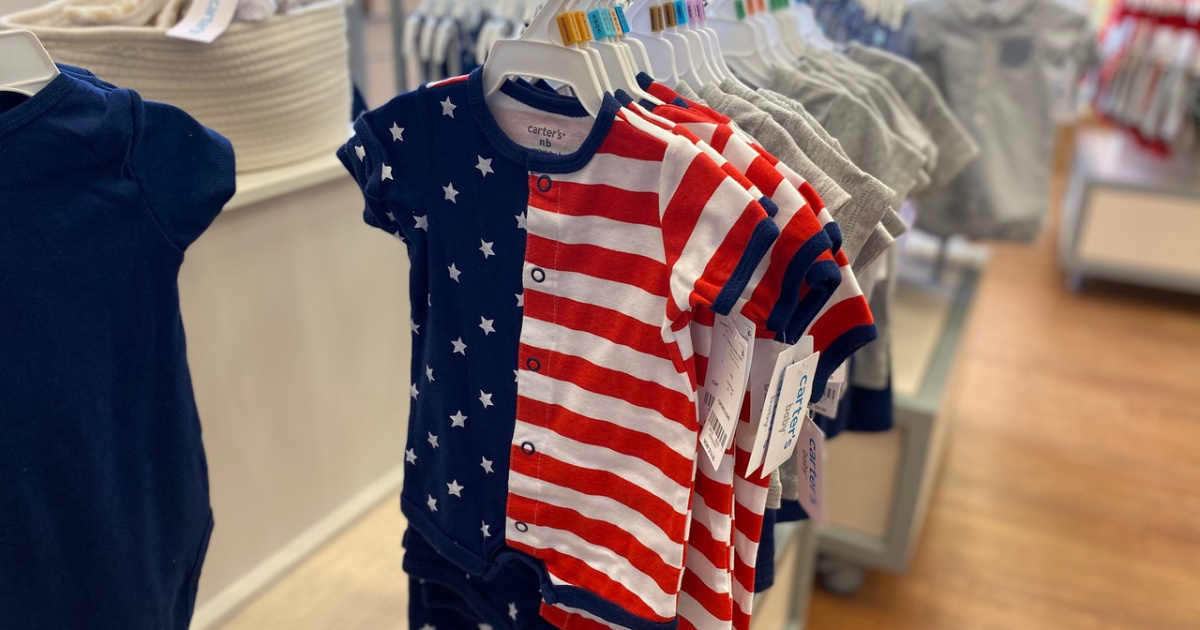 Up to 70% Off Carter's Baby Apparel | Tons of Adorable Summer Styles to Score!