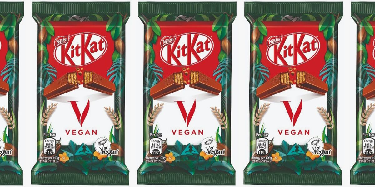 Kit Kat Is Releasing a Vegan Chocolate Bar, But It Won't Be Coming to the U.S. Just Yet
