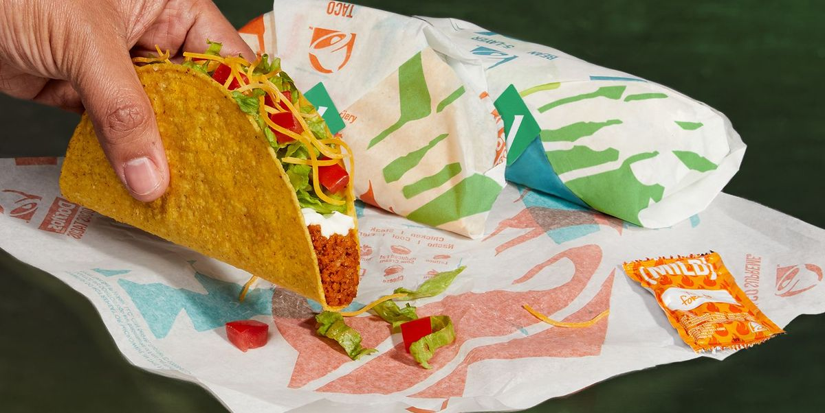 Taco Bell Is Introducing A New Plant-Based Protein