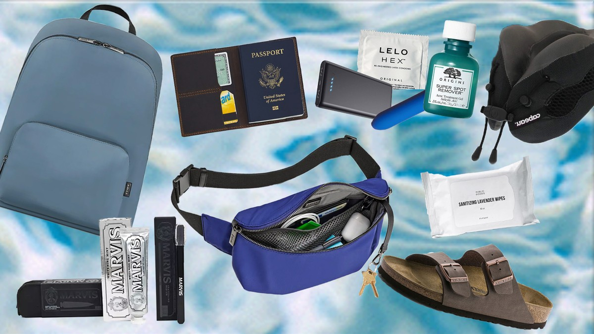 What to Bring on a Plane, in Case You've Forgotten