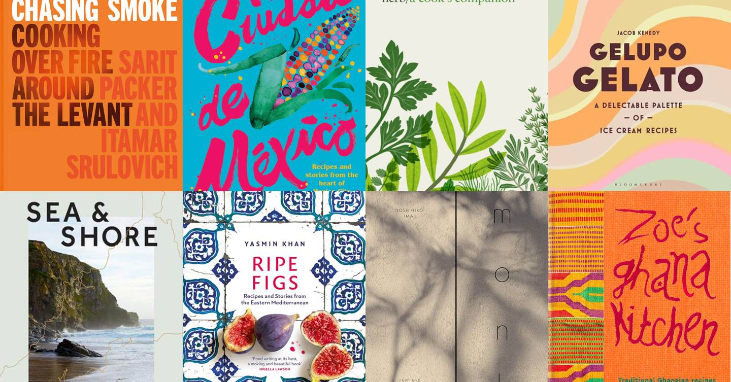 Best cookbooks 2021: travel the world from your plate