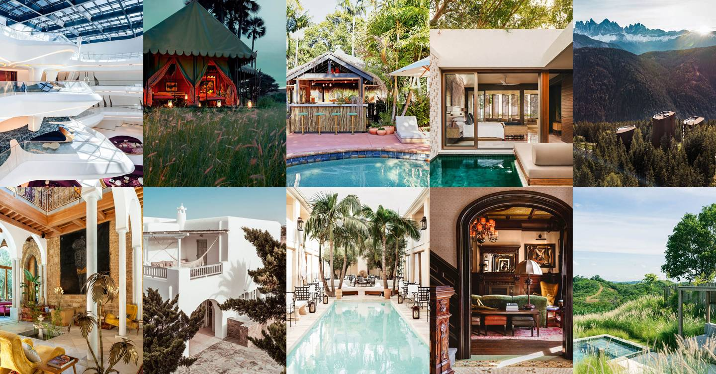 The best new hotels in the world: The Hot List 2021