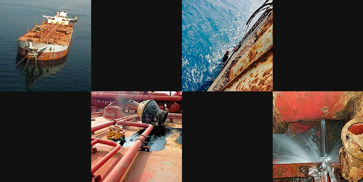 A Rusting Oil Tanker Off the Coast of Yemen Is an Environmental Catastrophe Waiting to Happen. Can Anyone Prevent It?